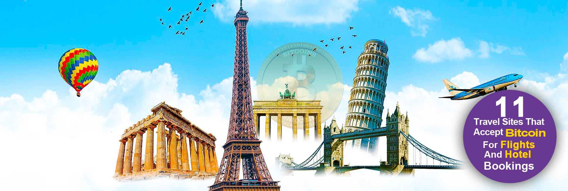 11 Travel Sites That Accept Bitcoins For Flights And Hotels
