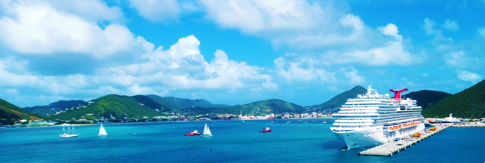 Touring St Maarten/St Martin, Dutch and French in one day