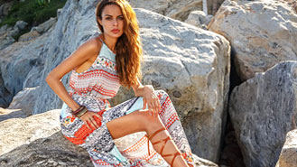 Casual Maxi Dresses For Home Or Travel