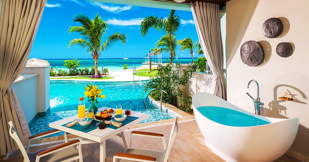 These Are All The Sandals Resorts In The Caribbean