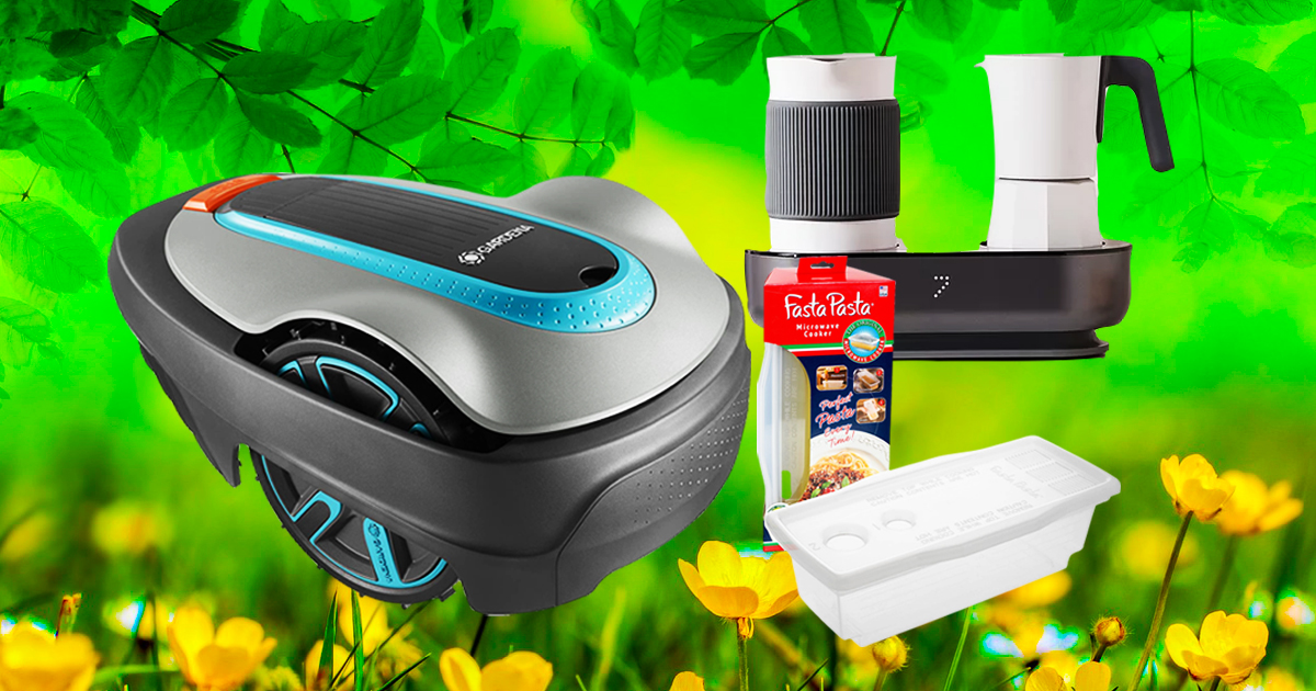 5 Handy Gadgets That You Won't Want To Lend To Your Neighbours