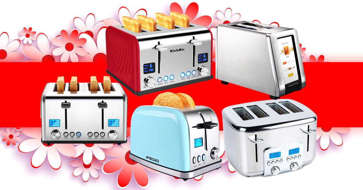 Who Really Needs A Digital Toaster? If You Do These 7 Will Blow Your Mind