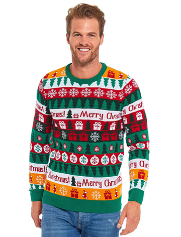 9 Ugly Christmas Sweaters That Will Make Your Family Lol