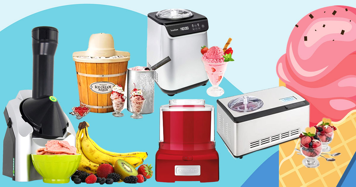 7 Ice Cream Making Gadgets That Make Great Gifts For Frozen Treat Lovers