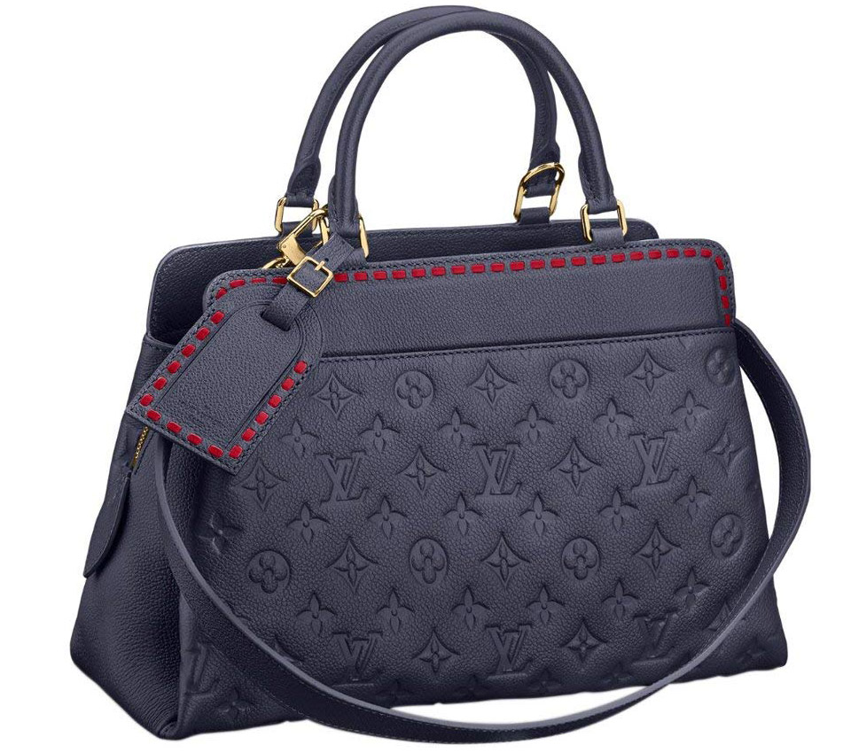 Louis Vuitton Vosges MM Cross Body Handle Handbag