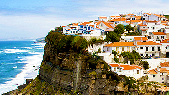 Azenhas Do Mar. Perfect Place To Get Away From It All
