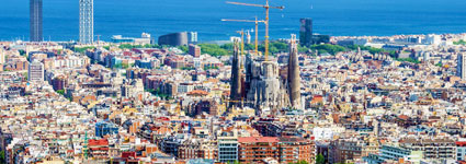 Barcelona for first time visitors with free things to do list