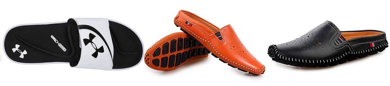 5 Men's Summer Travel Slippers She'll