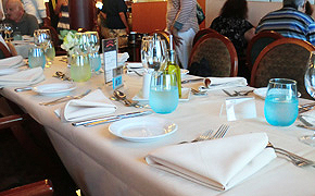 Boreas restaurant Pullmantur Monarch