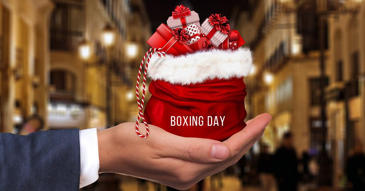 Amazon UK Boxing Day Deals