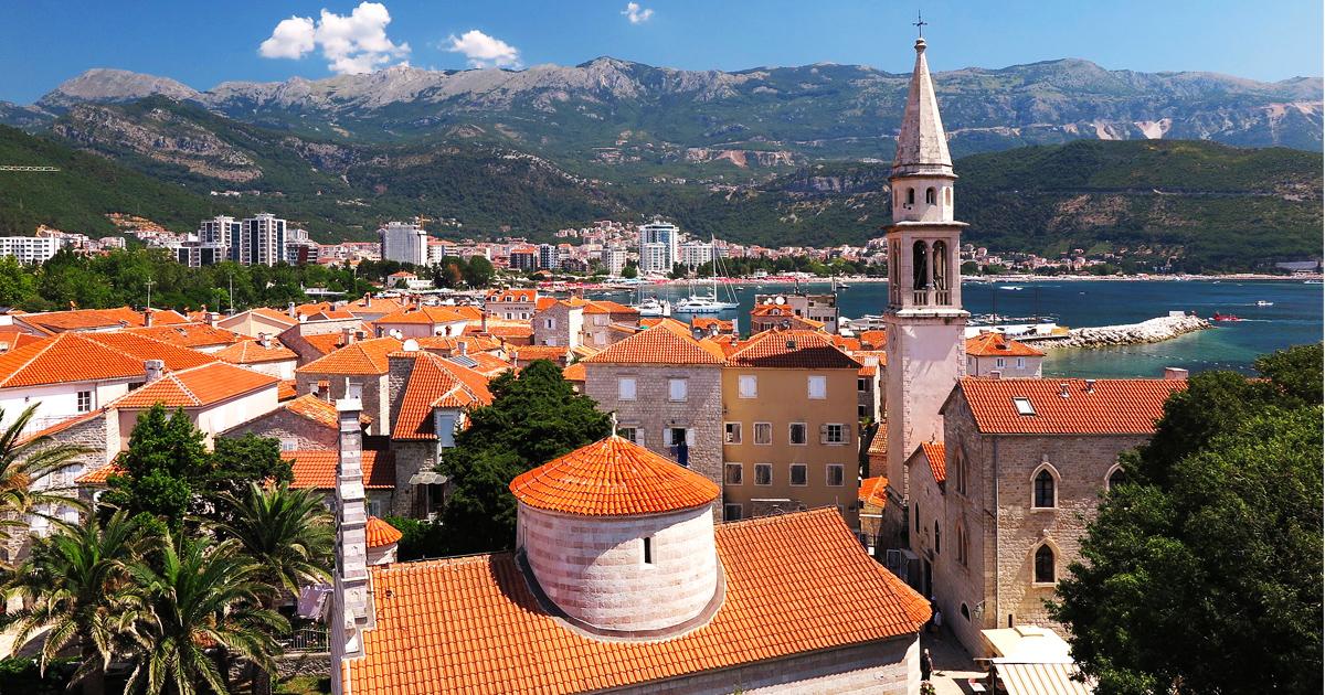Budva One Of Montenegro's Most Sought Tourist Destinations