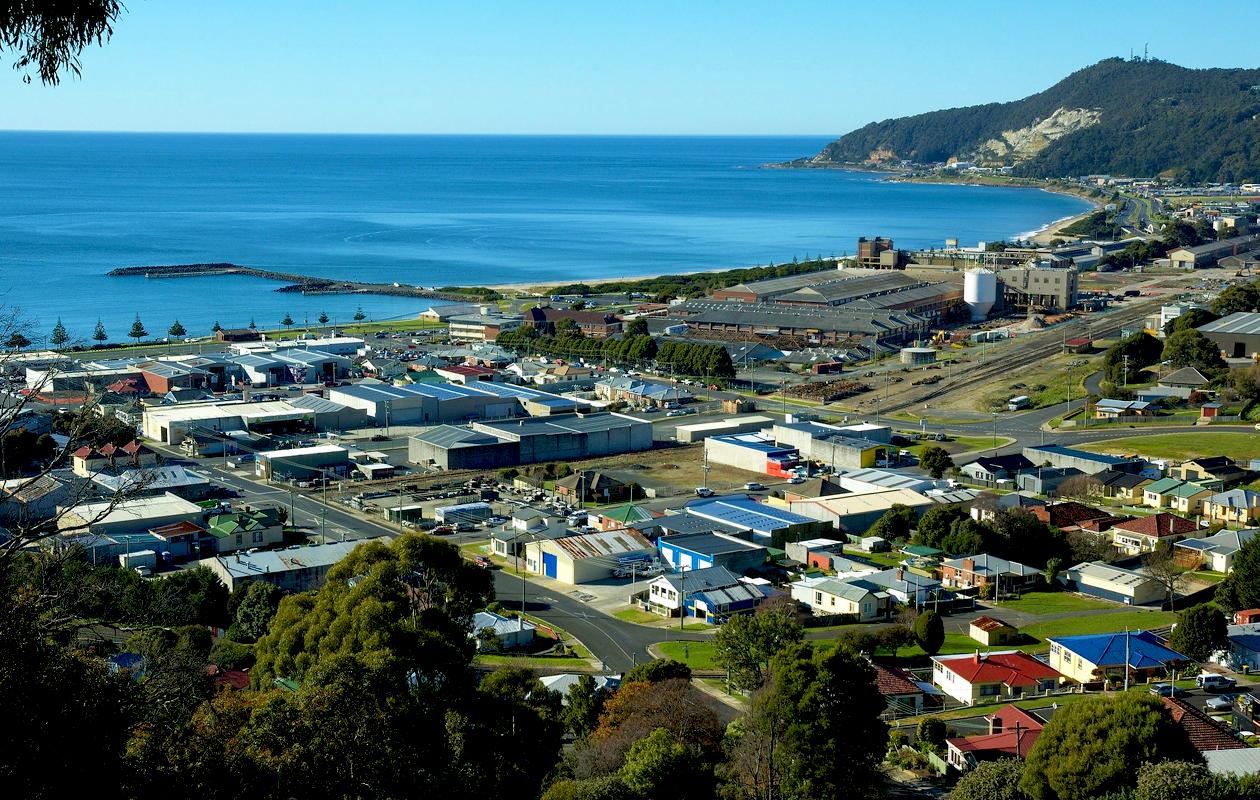 Burnie Australia  city pictures gallery : Burnie, Tasmania, Australia