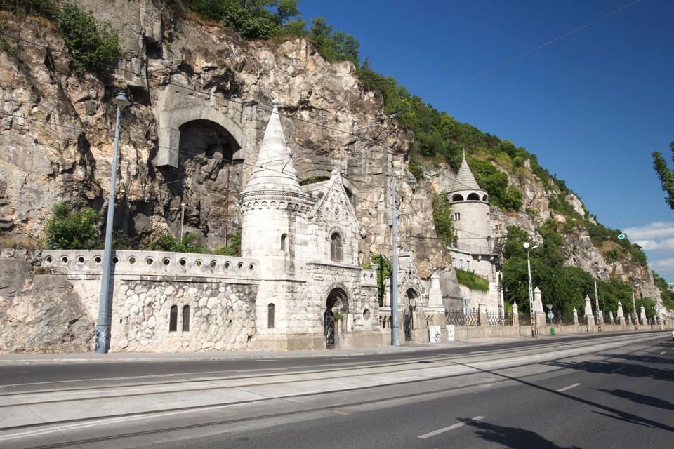 Cave Church Budapest, Hungary
