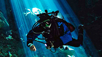 worlds best cave diving locations