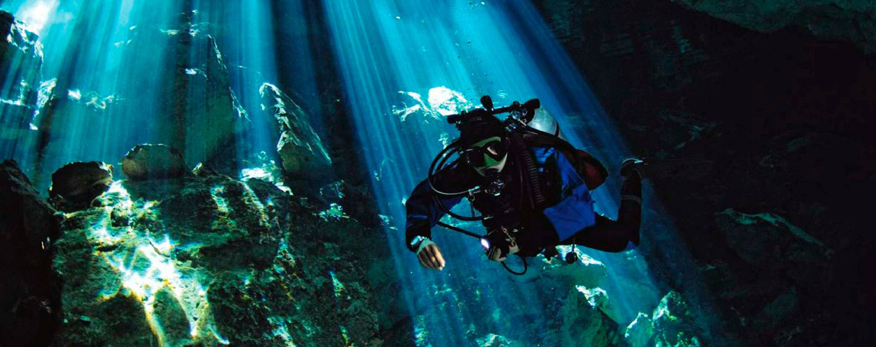 Discover The World's Best Cave Diving Locations