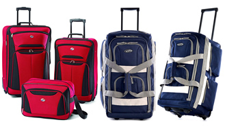 5 Of The Best Cheap Luggage Sets For Budget Travelers