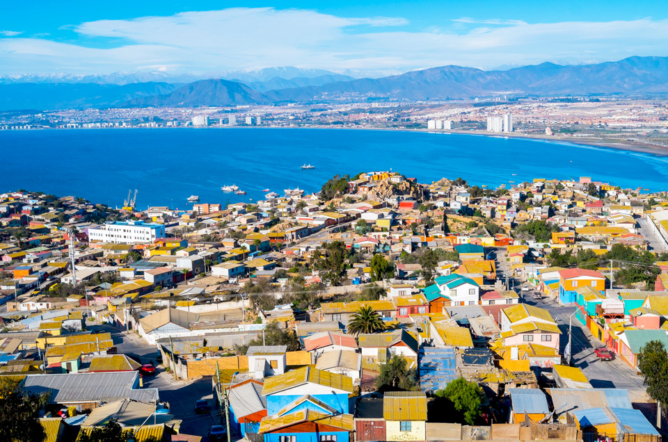 Coquimbo and La Serena, Chile