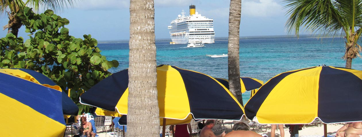 Costa Magica cruise to the Caribbean