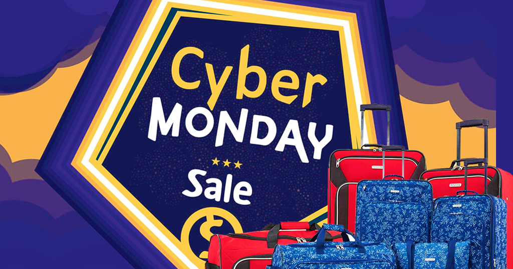 Cyber Monday Price - Super Savings On American Tourister Fieldbrook Luggage