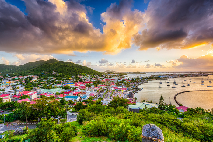 Traveling To The Dutch And French Caribbean Islands