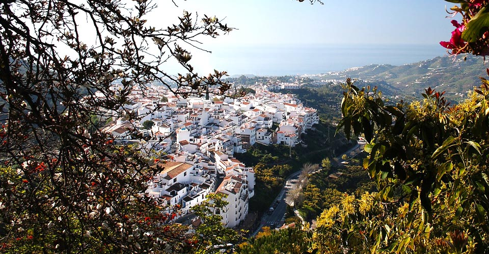 Frigiliana Village, Spain