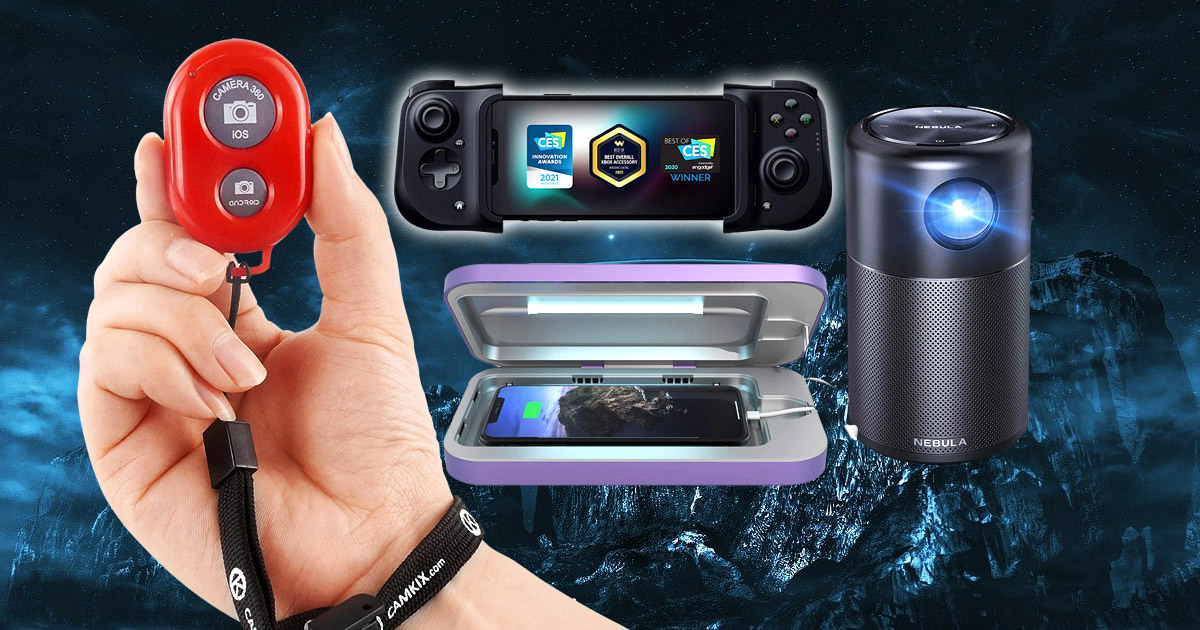 7 Gadgets That'll Make Great Gifts For Tech Junkies