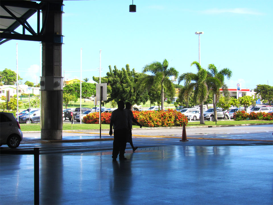 Grantley Adams International Airport Barbados