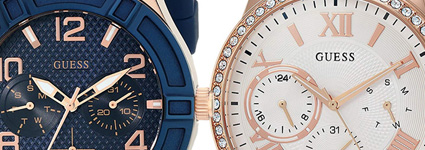 The Best Black Friday Savings On Guess Women's Watches