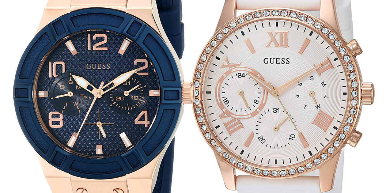 The Best Black Friday Savings On Guess Women S Watches