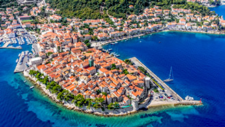 Enjoy Croatia's Korcula and its breathtaking villages