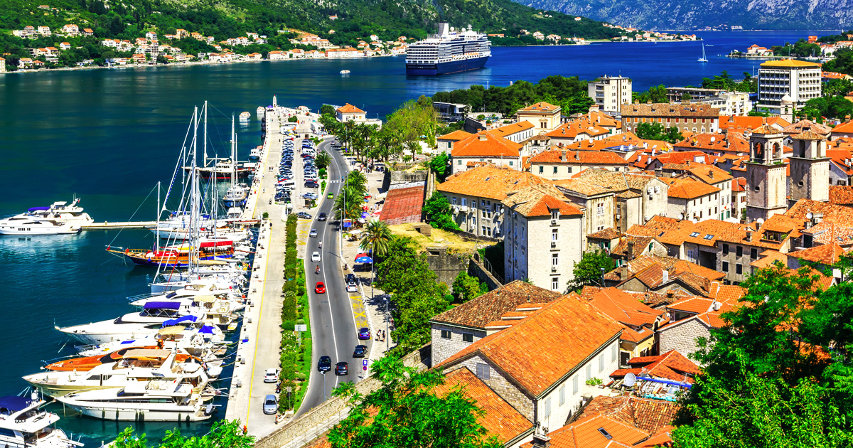 What You Should See And Do in Breathtaking Kotor Montenegro