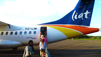 Harsh lessons we've learnt from traveling with Liat airlines