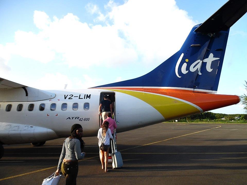 seaborne airlines martinique