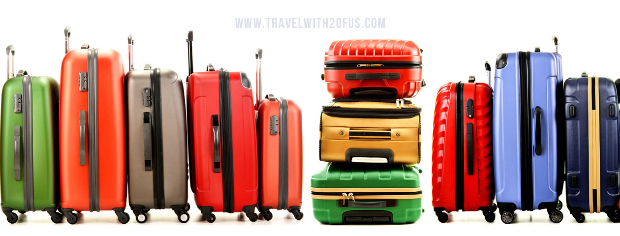 6 of the most popular travel luggage sets
