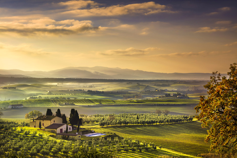 10 Of The Most Amazing Places In Tuscany