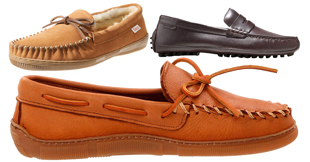 Stylish Traveling Men Will Love These Classy Moccasin Shoes