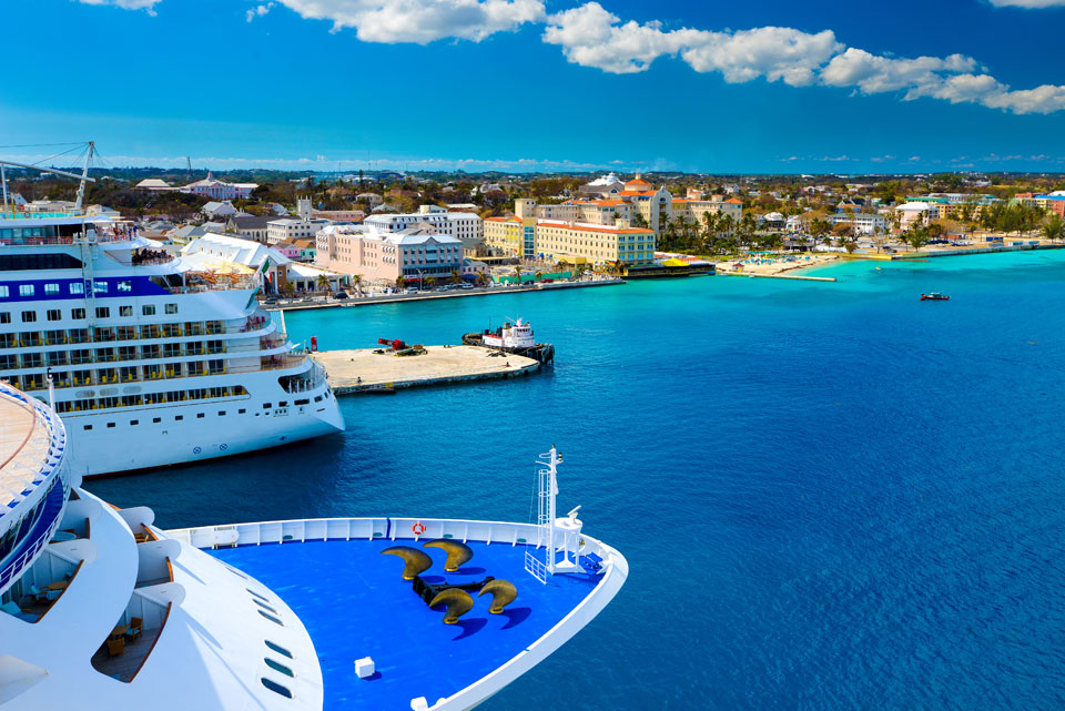 The most beautiful cruise ship ports in the caribbean - Cruise port nassau bahamas ...