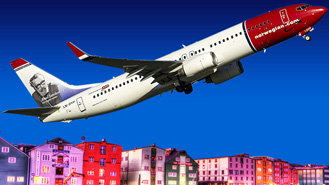 Norwegian Air Joins Small List Of Airlines Now Accepting Bitcoin
