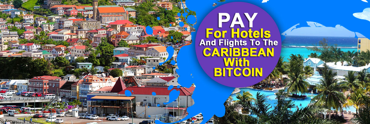 Pay For Hotels And Flights To The Caribbean With Bitcoin
