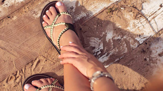 Women Travelers Will Love This Gorgeous Hiking Sandals