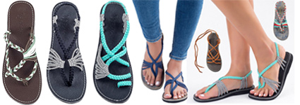 This Is The Cute Sandals Women Travelers Are Crazy Over