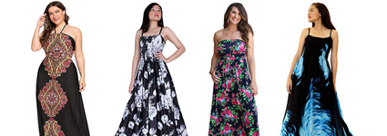 Popular Summer Dresses For Plus Size Women