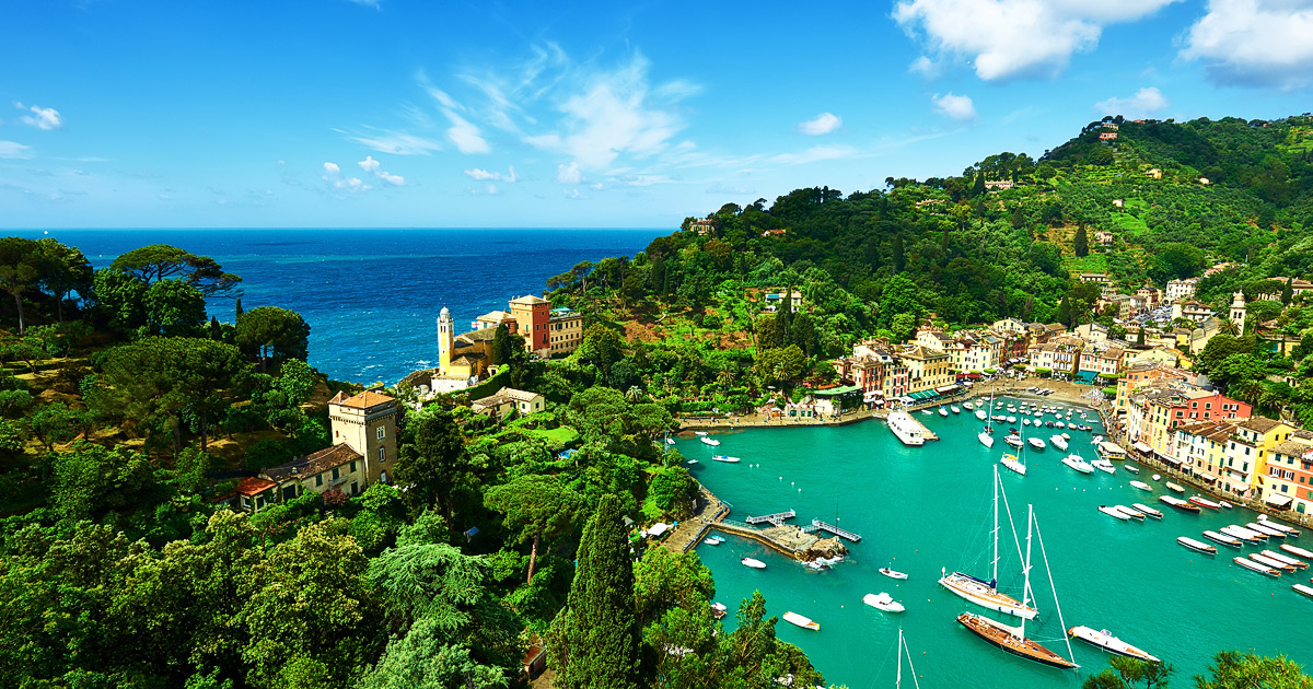 What To Do, See And Eat In Portofino Italy