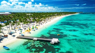 An All Inclusive Luxury Paradise Called Punta Cana Dom Rep
