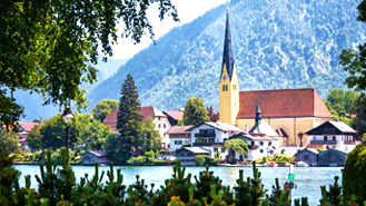 Rottach-Egern One Of The 5 Jewels Of Tegernsee Valley