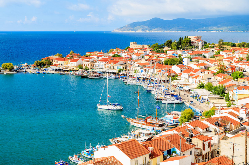 What can you tell me about Samos, Greece?