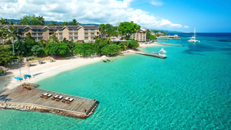 Sandals Royal Plantation Is A Luxury Resort In Jamaica