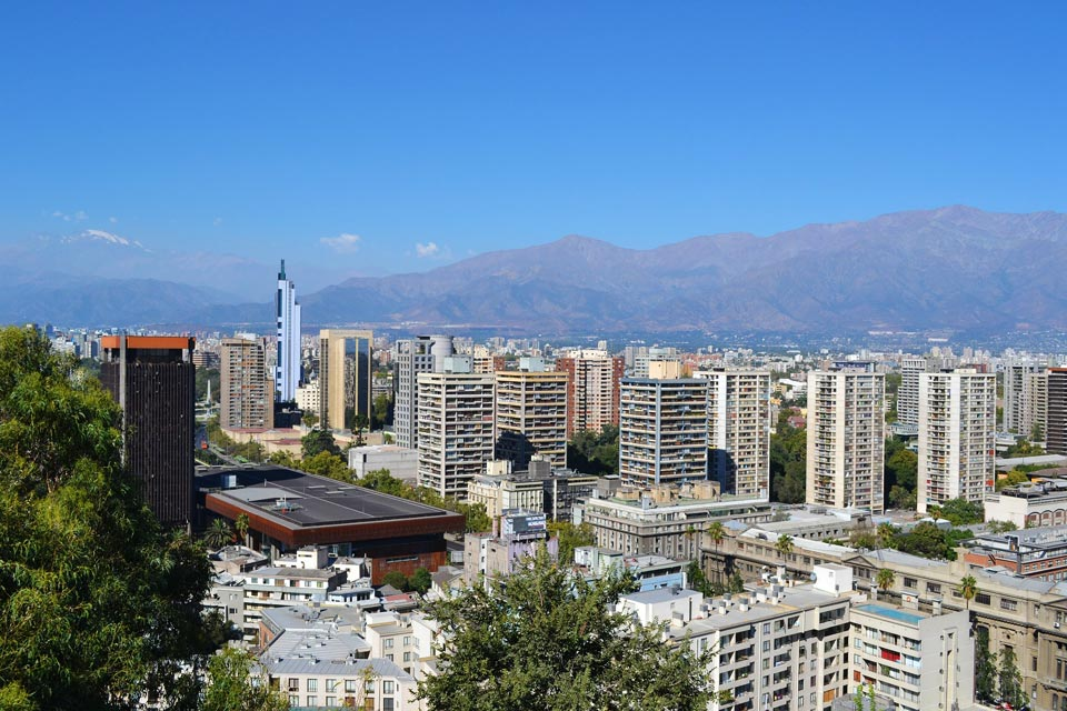 Santiago, Chile's capital