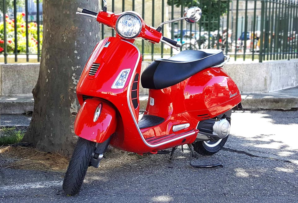 Scooter Sintra