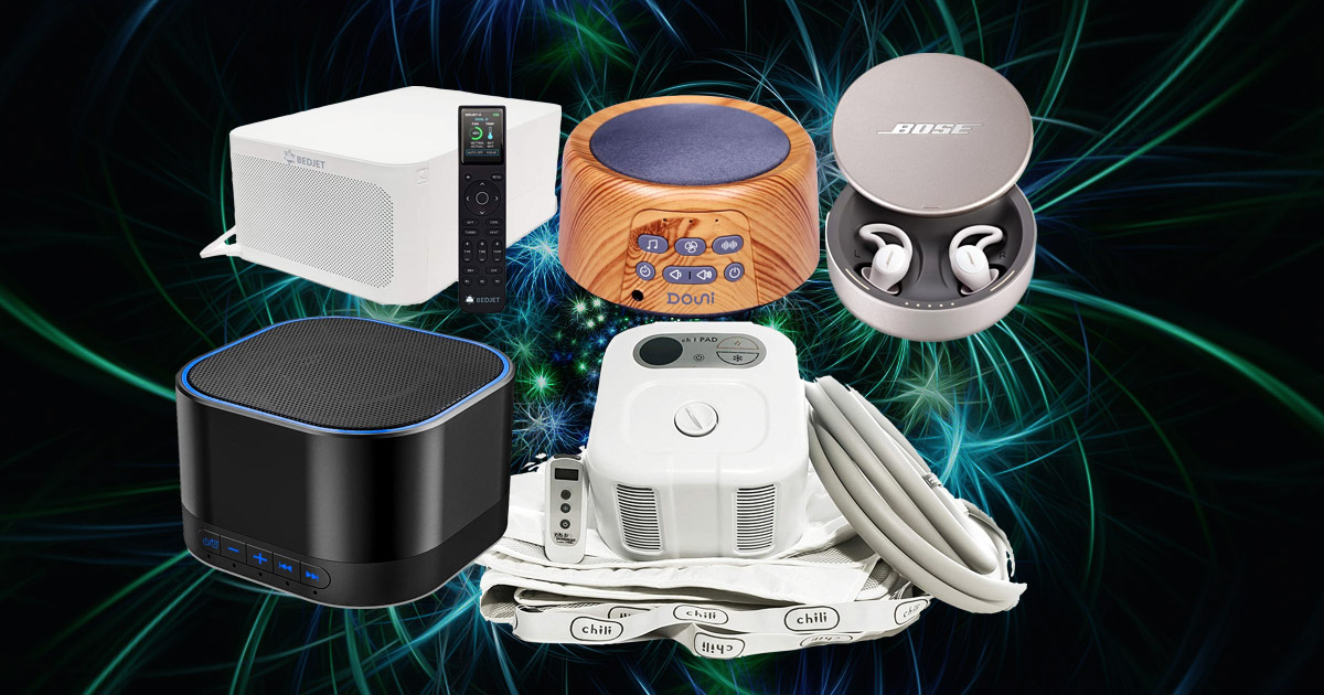 9 Gadgets That Could Help You Fall Asleep And Dream About Those Unicorns
